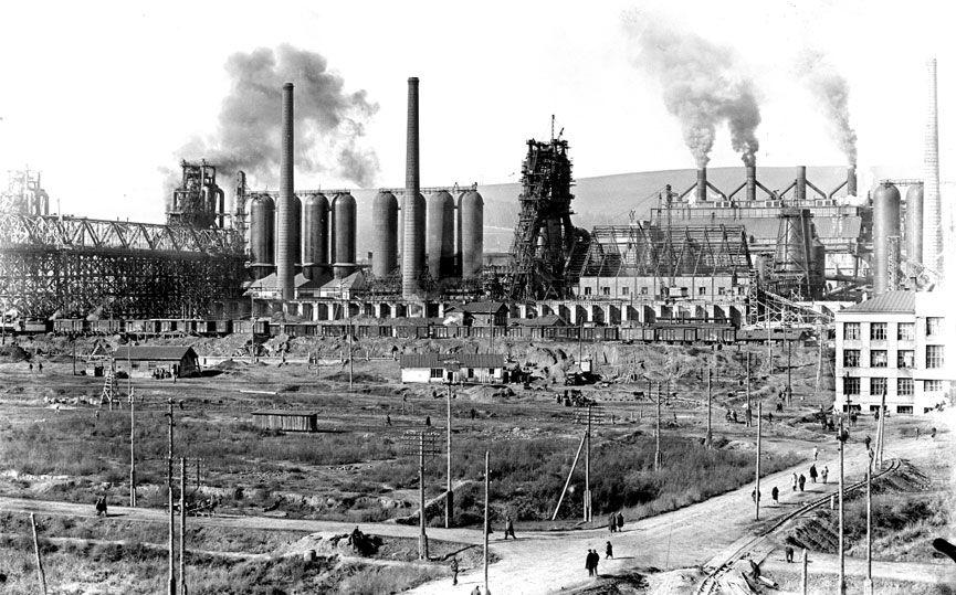 Металлургия Кузбасса: история развития