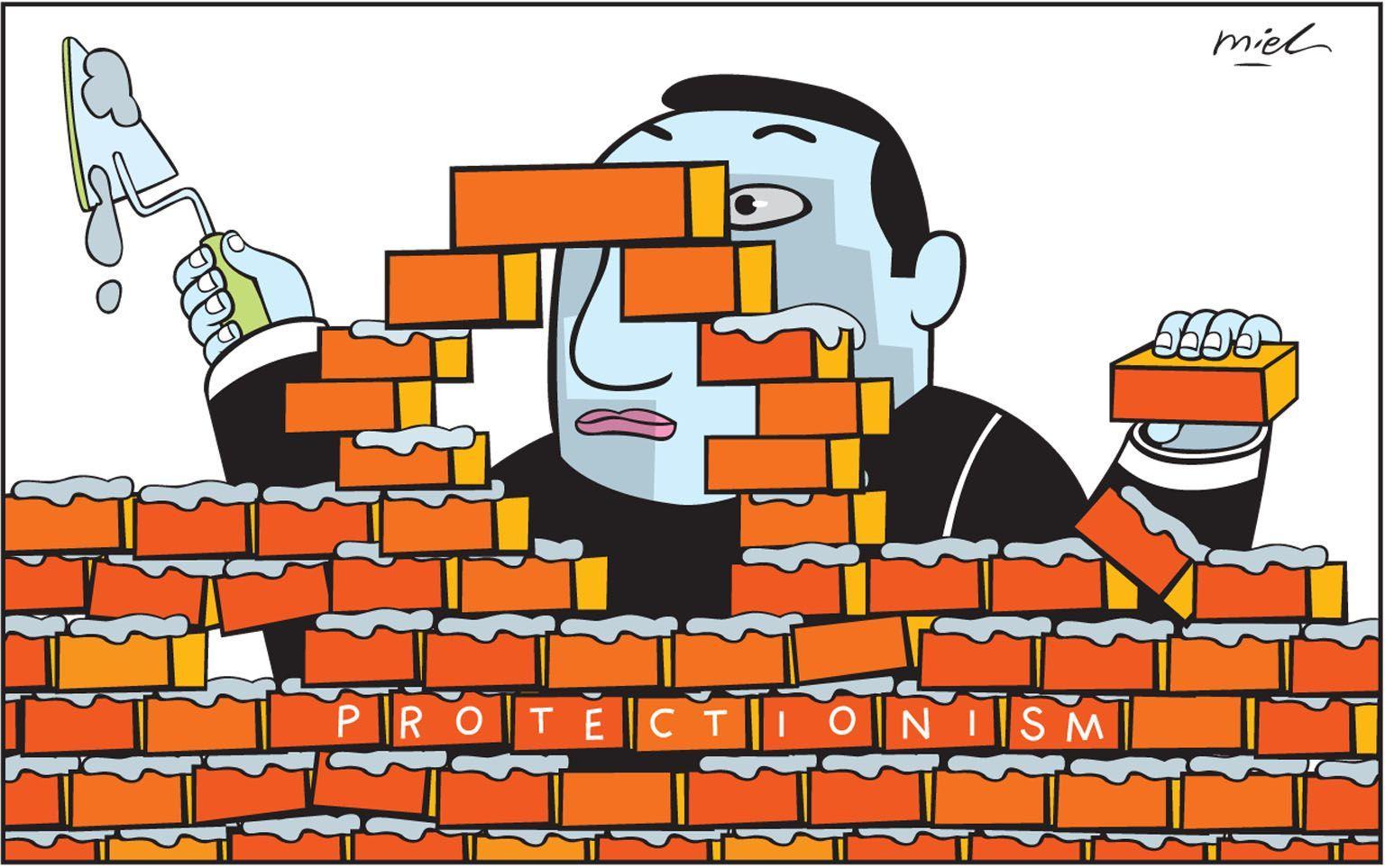 Политика протекционизма и либерализации в мировой торговле