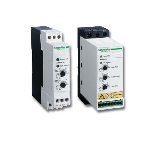 ATS01N212QN Schneider Electric Altistart ATS01 1