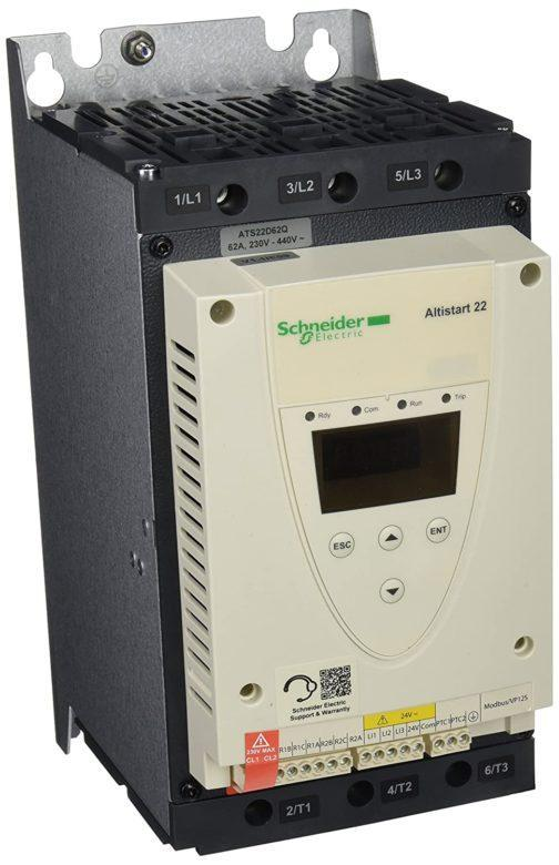ATS22D75Q Schneider Electric Altistart ATV22 1