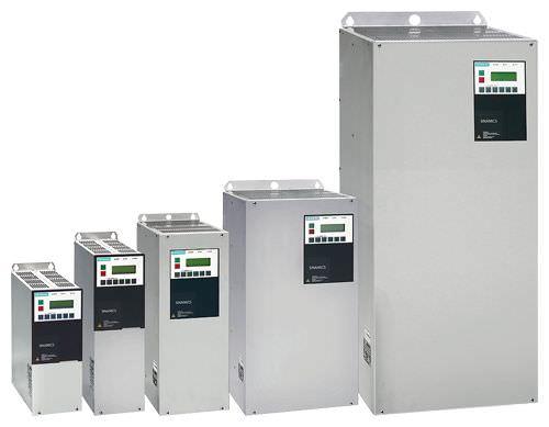 6SE0100-1AC33 -0AA6 Siemens Sinamics G180 1