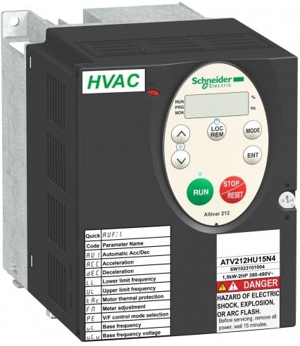 ATV212HU22N4 Schneider Electric Altivar 212 1