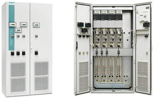 6SE0180-2BA34 -6AA7 Siemens Sinamics G180 1