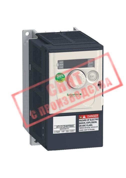 Schneider electric Altivar 312 ATV312