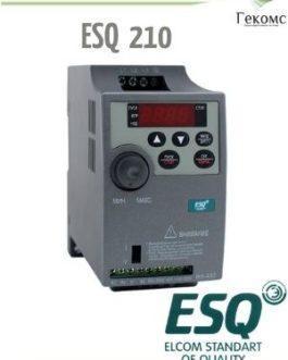 ESQ-210-2S-5.5K Частотный преобразователь частоты