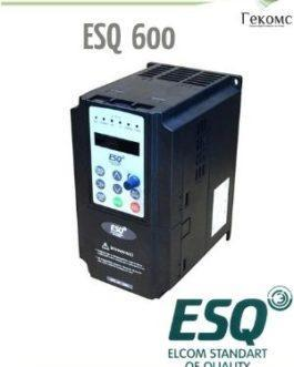 ESQ-600-2S0055 Частотный преобразователь частоты