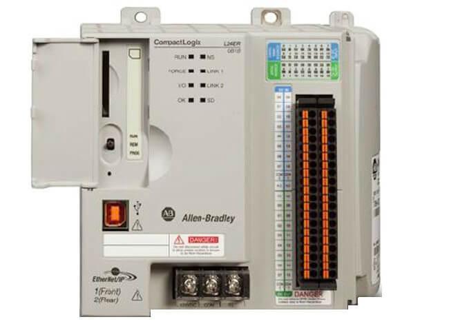 Контроллер Allen Bradley PLC (ПЛК) Аллен Бредли 1