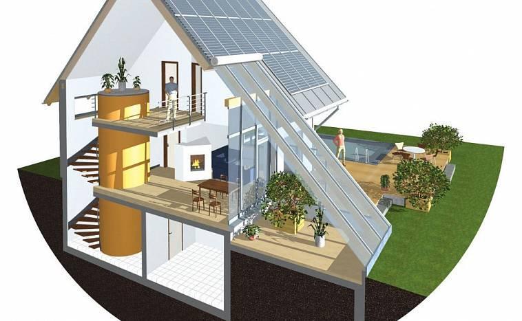 Лучшие энергосберегающие дома