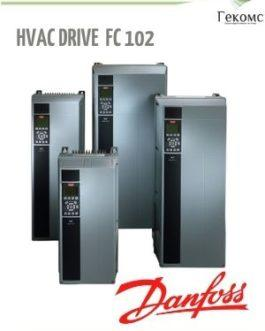 131F5448 FC-102P90K Danfoss VLT HVAC Drive