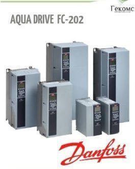 131F6663 FC-202P90K Danfoss VLT AQUA Drive