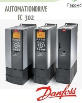131B2037 FC-302P18K Danfoss VLT AutomationDrive