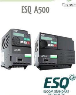 ESQ-A500-043-3.7K Частотный преобразователь частоты