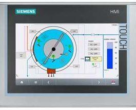 6AG1124-0GC01-4AX0 Siemens Simatic HMI