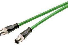 6XV1870-8AH20 Siemens (Сименс) Соединительный кабель IE M12-180/M12-180 Промышленная автоматизация