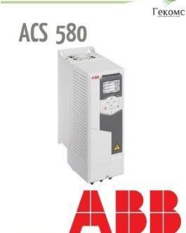 ACS580-01-09A5-4 ABB 3AXD50000038952