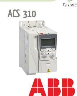 ACS310-03E-01A3-4 ABB 3AUA0000039625