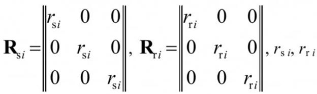 Математическая модель системы электроснабжения горных машин 12