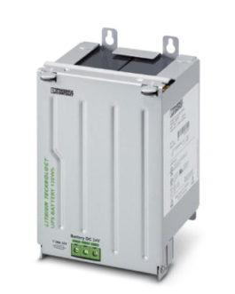 2320351 Энергоаккумулятор UPS-BAT/LI-ION/24DC/120WH Phoenix Contact (Феникс Контакт) Промышленное оборудование