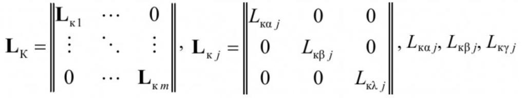 Математическая модель системы электроснабжения горных машин 2
