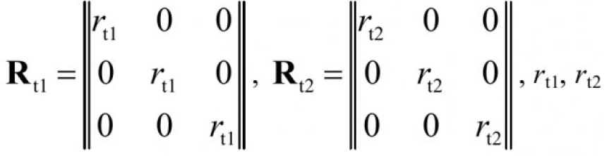 Математическая модель системы электроснабжения горных машин 21