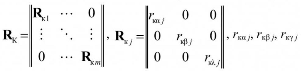 Математическая модель системы электроснабжения горных машин 3