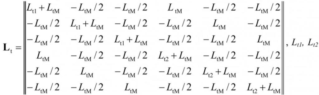 Математическая модель системы электроснабжения горных машин 30