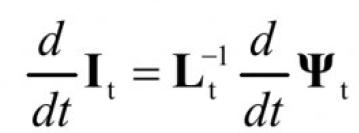 Математическая модель системы электроснабжения горных машин 31