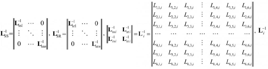 Математическая модель системы электроснабжения горных машин 4