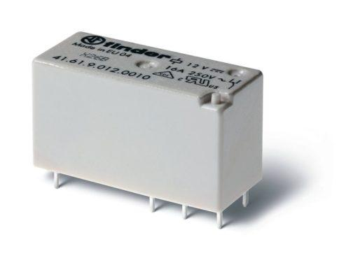 41.61.9.006.0010 (416190060010) Finder (Финдер) Низкопрофильное миниатюрное электромеханическое реле 1