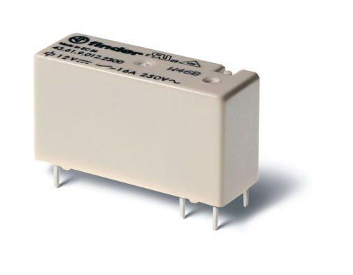43.61.9.012.2300 (436190122300) Finder (Финдер) Низкопрофильное миниатюрное электромеханическое реле 1