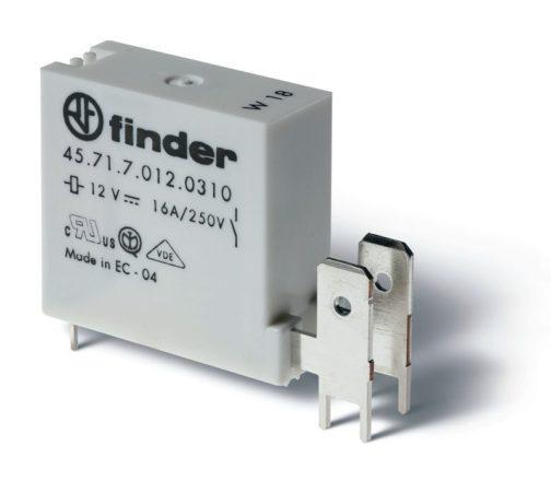 45.71.7.024.0311 (457170240311) Finder (Финдер) Низкопрофильное миниатюрное электромеханическое реле 1