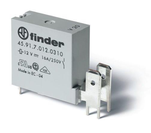 45.91.7.024.2310 (459170242310) Finder (Финдер) Низкопрофильное миниатюрное электромеханическое реле 1