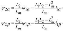 Определение в реальном времени активного сопротивления и потокосцепления ротора асинхронного двигателя при его работе в установившемся режиме 12