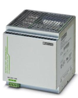 2320377 Энергоаккумулятор UPS-CAP/24DC/10A/10KJ Phoenix Contact (Феникс Контакт) Промышленное оборудование