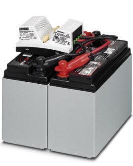 2320416 Энергоаккумулятор UPS-BAT/VRLA-WTR/24DC/13AH Phoenix Contact (Феникс Контакт) Промышленное оборудование