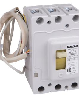 Выключатель автоматический ВА57-35-331810-80А-800-690AC-НР230AC/220DC-УХЛ3-КЭАЗ КЭАЗ (KEAZ) 108552