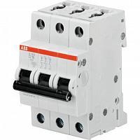 Модульный автоматический выключатель S203 D6 ABB (АВВ)