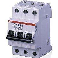 Модульный автоматический выключатель S203MT-C4 ABB (АВВ)