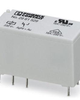 2961529 Одиночное реле REL-MR-230AC/21HC AU Phoenix Contact (Феникс Контакт) Промышленное оборудование