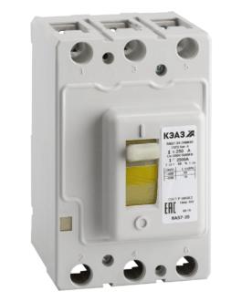 108582 КЭАЗ (KEAZ) ВА57-35 Автоматические выключатели в литом корпусе на токи от 16А до 250А
