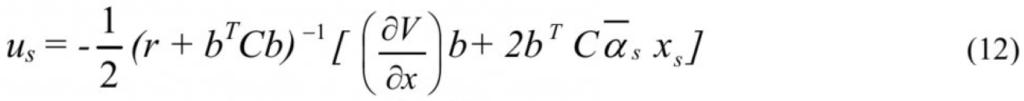 Адаптивное субоптимальное управление дискретным объектом 16
