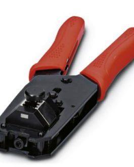 1653265 Инструмент для обжима кабельных наконечников VS-CT-RJ45-H Phoenix Contact (Феникс Контакт) Промышленное оборудование