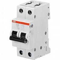 Модульный автоматический выключатель S202 D20 ABB (АВВ)