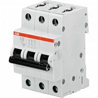 Модульный автоматический выключатель S203 B16 ABB (АВВ)