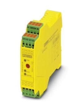 2981813 Реле безопасности PSR-SPP- 24DC/ESD/4X1/30 Phoenix Contact (Феникс Контакт) Промышленное оборудование