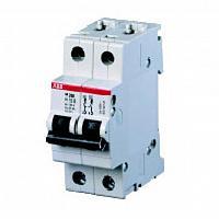 Модульный автоматический выключатель M202 4A ABB (АВВ)