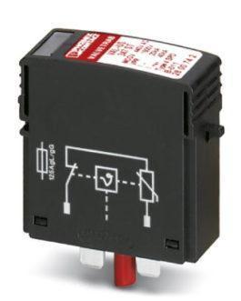 2800739 Штекерный модуль для защиты от перенапряжений, тип 2 VAL-US 120 ST Phoenix Contact (Феникс Контакт) Промышленное оборудование