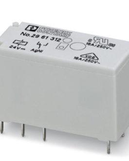 2961312 Одиночное реле REL-MR-24DC/21HC Phoenix Contact (Феникс Контакт) Промышленное оборудование