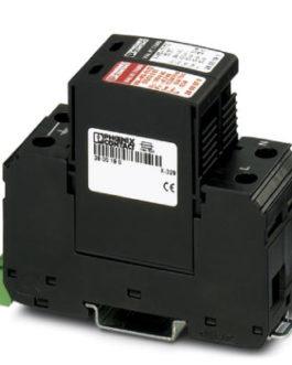 2800674 Разрядник для защиты от имп. перенапряжений типа 1/2 VAL-MS-T1/T2 175/12.5/1+1-FM Phoenix Contact (Феникс Контакт) Промышленное оборудование