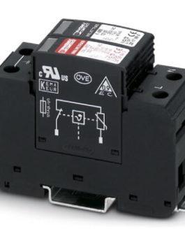 2800492 Разрядник для защиты от импульсных перенапряжений, тип 2 VAL-MS 320/1+1/50 Phoenix Contact (Феникс Контакт) Промышленное оборудование